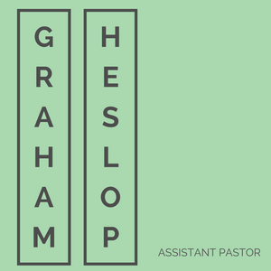 Apart From Christ We Can Do Nothing - Graham Heslop