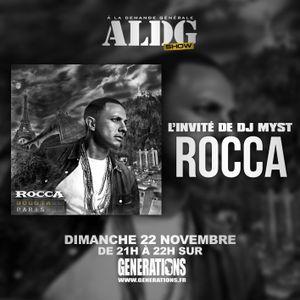 ALDGShow Dj Myst reçoit Rocca sur Générations FM Part I