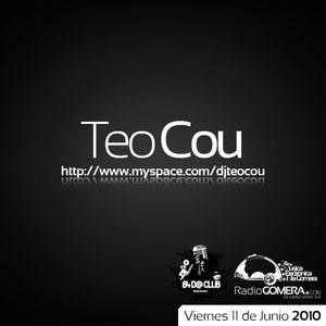 B4D@CLUB 11 de Junio, Teo Cou