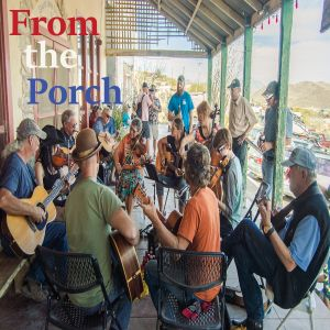 From the Porch w/ Lisa Kettyle (8-10-19) - Performances from Jesse Ebaugh & Garrett T. Capps