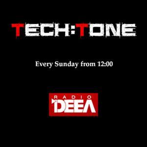 Fandisko - TechTone #088 [live@Radio Deea]
