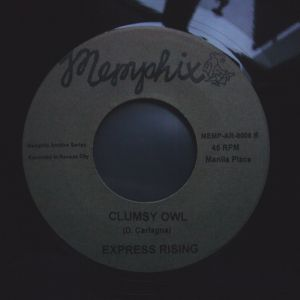Clumsy Owl 7-inch mix (16 Oct 2006)
