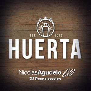 Nicolas Agudelo - Huerta Bar Promo Session Nov. 2015