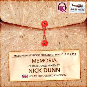 012 - Memoria - Nick Dunn