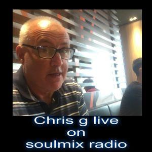 chris g live mix show on soulmix radio [30-11-2017]