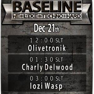 OLIVETRONIK@baseline  wednesday,december21