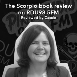 Scorpio Book Review with Cassie