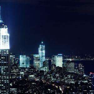 Deep City Nights #4 by John Cove