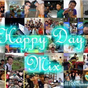 Happy Day Mix (#100Sunny Days) [DJ Beta-agonist]