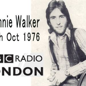 Johnnie Walker - BBC Radio London, 6th October 1976