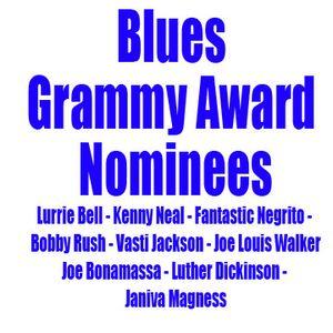 Blues Grammy Nominees 2-12-2017