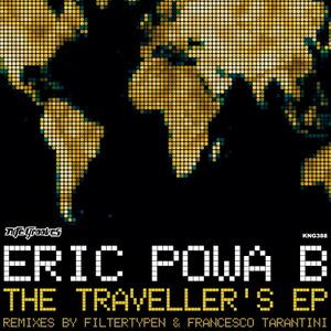 Eric Powa B Groove in the City DJ set 29 January 2012
