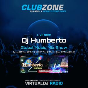 Dj Humberto - Dj Humberto Mx Show (2015-10-17 @ 05PM GMT)