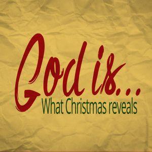 """SG  GOD IS... """"Jesus"""""""