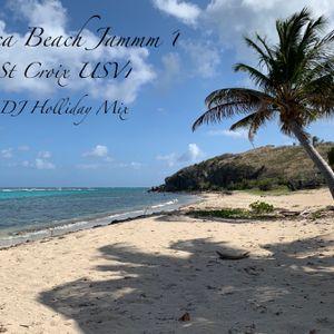 Soca Beach Jam 1 St Croix USVI feat. Dj Holliday Mix