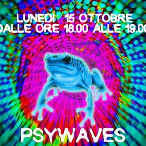 Psy Waves - Prima Puntata - Conduce Manux - Special Guest Tony Vallini