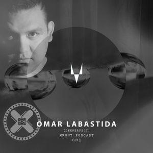 MRGNT Podcast 001  - Omar Labastida
