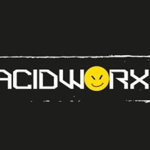Advanced Human @ AcidWorx Label Night, Sydney, 21.06.2014