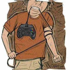 Games addict