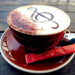 Vertikal Cafe featuring Spoken Latte