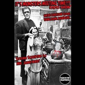 It's Monsters Meeting Time (Episode 134)  BBBG & Mr. Junkyard