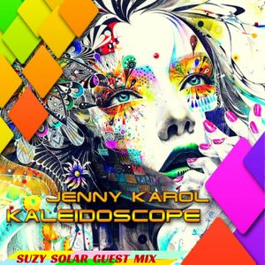 Suzy Solar mix for Kaleidoscope on DI.FM - August 2018