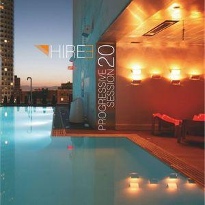 Hiree Progressive MixTape 20 (18.07.2014)