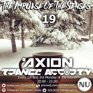 AXION - The Impulse Of The Senses #19