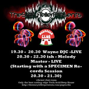 Melody Master Mushie Wednesday 22/06/16