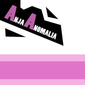 ANJA ANOMALIA - purple dirty mix