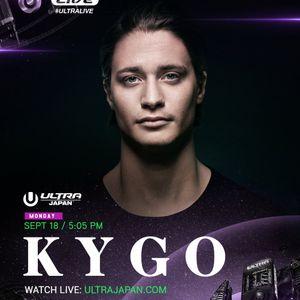 Kygo - Live @ Main Stage Ultra Music Festival (Japan) 2017.09.18.