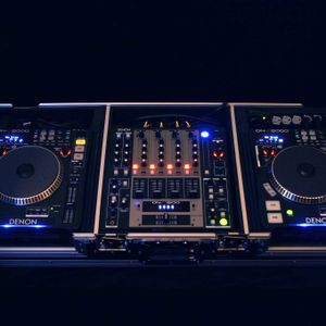 DJ SABERANO - MIX YOUR LIVE