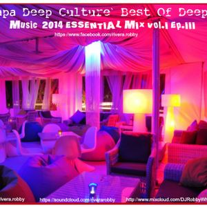 `Aya Napa Deep Culture`  Best Of Deep House Music  2014 ESSENTIAL MIX Vol.I Ep.III