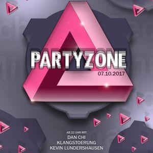 2017-10-07 Kevin Lundershausen at Partyzone Radio FREI (Teil 1)