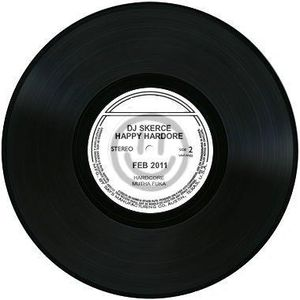 Dj Skerce - Old Skool Happy Hardcore Mix Feb 2011