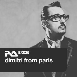 EX.025 Dimitri From Paris - 2011.03.25