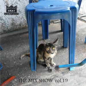 THE MIX SHOW vol.19 -Hip Hop mix- (Mixed by DJ H!ROKi, 2013-03-30)