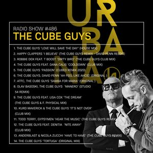 Urbana Radio Show By David Penn Chapter #486 :::Guest: THE CUBE GUYS