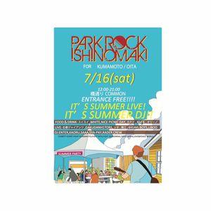 Hands Up Mix in PARKROCK ISHINOMAKI(2016/07/17)