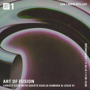 Chris P Cuts w/ Kadija Kamara & Louis VI - 11th April 2018