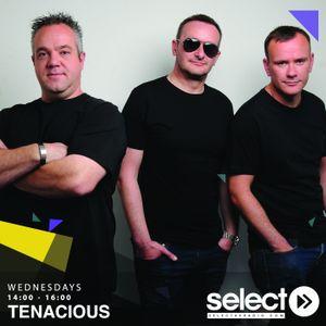 Dave Reeves & Tenacious - Select Radio 21/12/16