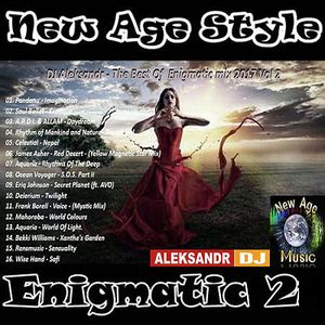 DJ Aleksandr - The Best Of  Enigmatic mix 2017 Vol 2
