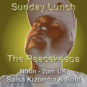 Sunday Lunch show with the Peacekeepa 11 Dec 2016