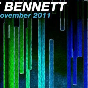 Jeff Bennett In Da Mix November 2011