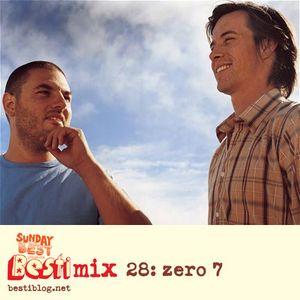 Bestimix 28: Zero 7