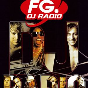 Antoine Clamaran - Live on Radio FG - Paris - 05-Apr-2003