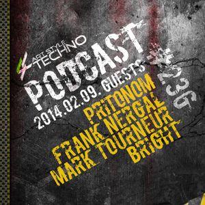 Art Style: Techno | Podcast #236 [Part 1] : Frank Nergal