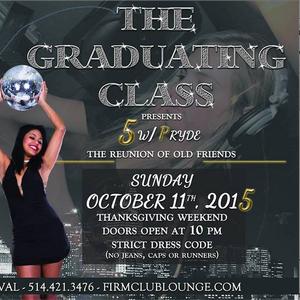 The Graduating Class 2015 Killa-Jewel Old School Exclusive #1