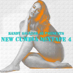Randy Salazar presents New Cumbia Mixtape 4