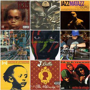 Jazzy Hip Hop Vol. 1 w/ Mr. Lob: Jazz Addixx, Guru, Black Moon, The Roots, Funky DL, Queen Latifah..
